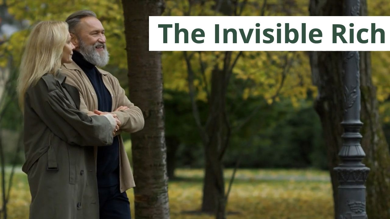 Identifying the Invisible Rich and Captivating the Wealthy Investor